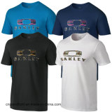 Factory Supply Fancy Men′s Cotton T Shirts with Custom Printing