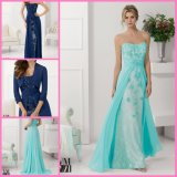 Sheath Lace Party Cocktail Formal Gown Lace Chiffon Bridesmaid Dresses Z5079