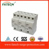 China new design CLASS I 50KA lightning SPD Surge Protection Device for power supply