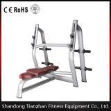 Tz-6023 Fitness Equipment Body Building Olympic Flat Bench
