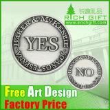 Custom Alloy/Metal 3D Souvenir Commemorative Old Coin