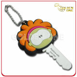 Customized Cartoon 3D Soft PVC Key Cover (PKC01)