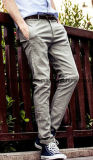 Man′s Cargo Walking Colorful Chino Soft Cotton Casual Pants