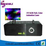 1W RGB Full Color Laser (HL-081)