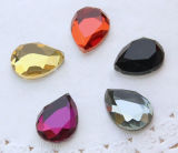Teardrop Crystal Glass Beads Stones for Jewelry
