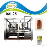 Automatic Carbonated Beverage Canning and Sealing Machine