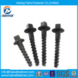 Customized Design Railway Screw Spike for Railroad/Railway