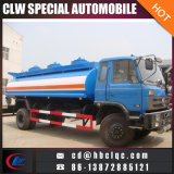 Dongfeng 15m3 12mt Oil Tank Truck Fuel Delivery Truck Diesel Tank