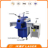 Automatic CNC Metal Alloy Jewelry Laser Spot Welding / Welder Machine