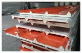 Oringe Color Glazed Steel Sheet PU Sanwich Panel