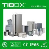 Metal Cabinet-Waterproof Plexiglass Door-Inner Door Metal Wall Mount Enclosure Box-Tibox
