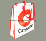 Custom PP Woven Shopping Bag OEM Are Weclome