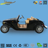 Electric Vintage Car Sightseeing Vehicle Golf Cart SUV Jeep