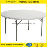 Round/Rectangle Plastic HDPE Folding Table Sale