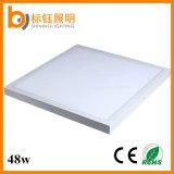 48W 2700-6500k Indoor Die-Casting Aluminum 90lm/W 600*600 LED Panel Light
