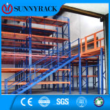 Sunnyrack Heavy Duty Warehouse Industrial Storage Mezzanine Floor