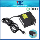 45W 20V 2.25A/12V 3A/5V 2A USB Pd Type C Charger Adapter for Lenovo Laptop