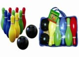 Colorful Plastic Indoor Game Bowling