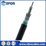GYTS Multi-Loose Tube Corrugated Steel Armored 48 Core 96 Core Optical Fiber Cable
