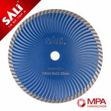 Good Used Diamond Granite Tile Saw Blade for Wet Cutting