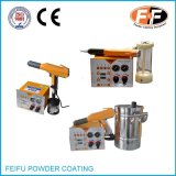 Colo 800 Testing Powder Coating Spray Gun with Portable Hopper