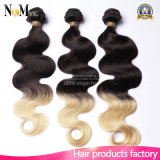 New Products 100 Human Brazilian Ombre Hair Weave Wholesale Brazilian Hair Bundles