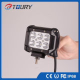 18W LED Auxiliary Driving Light for Land Rover