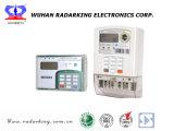 Sts Single Phase Split Keypad Prepaid Electric Meter BS Mounting
