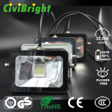 50W LED Floodlight with Ce RoHS