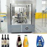 Automatic Hot Melt Glue Bottle Labeling Machine