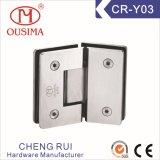Hot Sell Glass to Glass Shower Door Hinge for Glass Door (CR-Y03)