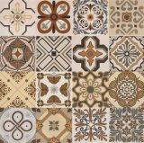 600*600mm Glazed Decoration Tile Rustic Floor Tile Wall Tile for Hotel Decoration Spanish Style No Slip Sh6h008/09