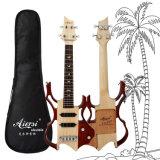 Electric Ukulele 26 Inch Mini Guitar Ukelele Guitarra Plug-in Uke