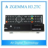 Zgemma H3.2tc Newest Satellite TV Box DVB S2 + 2 * DVB T2/C