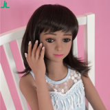 128 Cm Fitness Girl Real Sex Doll Full Silicone Love Doll Sex Toy for Man