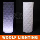 Color Changeable LED Light Flower Pot Outdoor