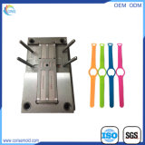 Custom Mould Design Plastic Injection Mold for Wristband