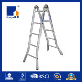 Two-Joint Aluminum Ladder for Daily Works