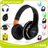 Factory Sale Directly OEM Foldable Bluetooth Stereo Headset with FM