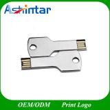 USB3.0 Metal Mini USB Flash Drive Key Shape USB Stick
