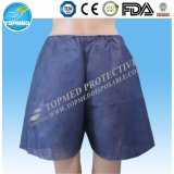 Nonwoven Boxer with Elastic on The Waist, Disposable Boxer
