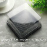 3 Inch Square Transparent Disposable Blister Box