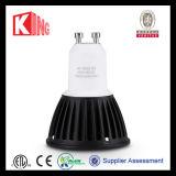 cETL LED GU10 230V 5W COB Bulbs Dimmable Light