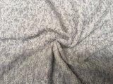 Burnout Printing Waffle Pattern Fabric
