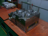 Precision Plastic Injection Pet Preform Auto Lamp Mould