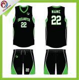 Wholesales New Design Sublimation Custom Basketball Jersey Uniform Design