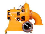 Hydraulic Water Turbine with Excitation Generator