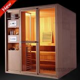 New Design Traditional Home Sauna Portable Sauna Room (SR1I005)
