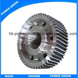 CNC Machining Transmission Spur Gear for Industrial Motors