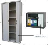 1400 * 900 * 460 mm Office Use Tambour Door Cabinet